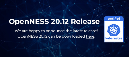 OpenNESS 20.12 released