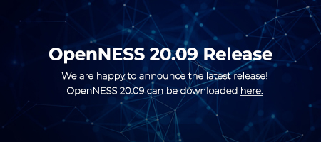 OpenNESS 20.09 released